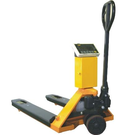 Hydraulic Forklift Scale 1