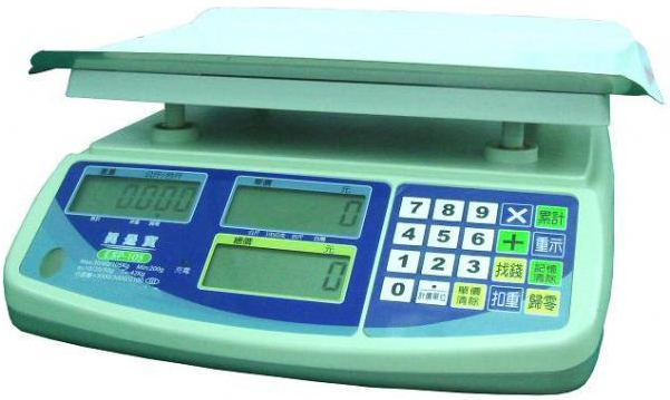 Pricing Scale ESP-105 1