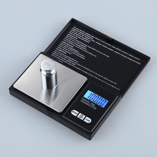 Pocket Scale MT-300 1