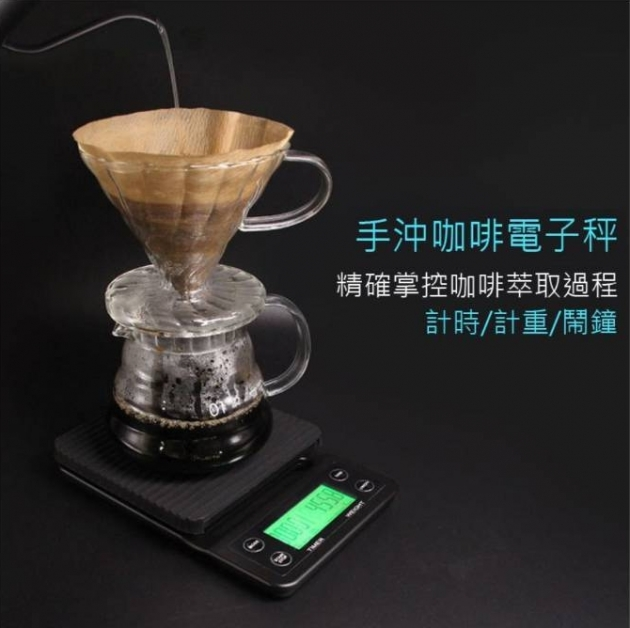 Hand-washing Coffee Special Scale 1