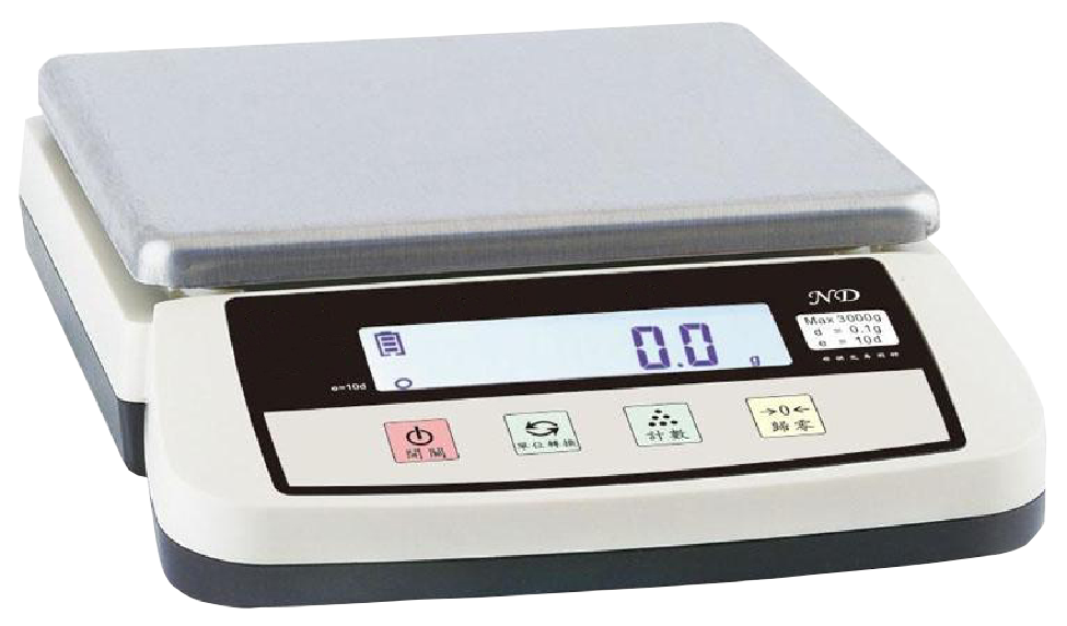 Weighing Table Scale ND 1