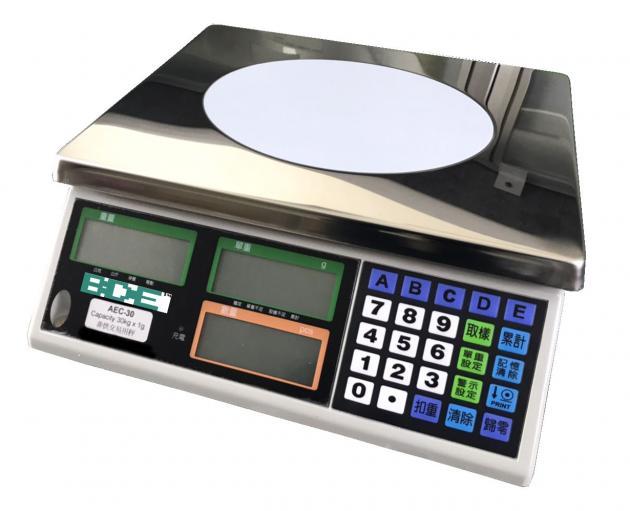 計數桌秤 AEC 1