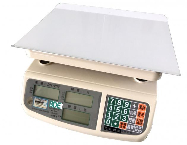 計價桌秤 SJP-3015 1