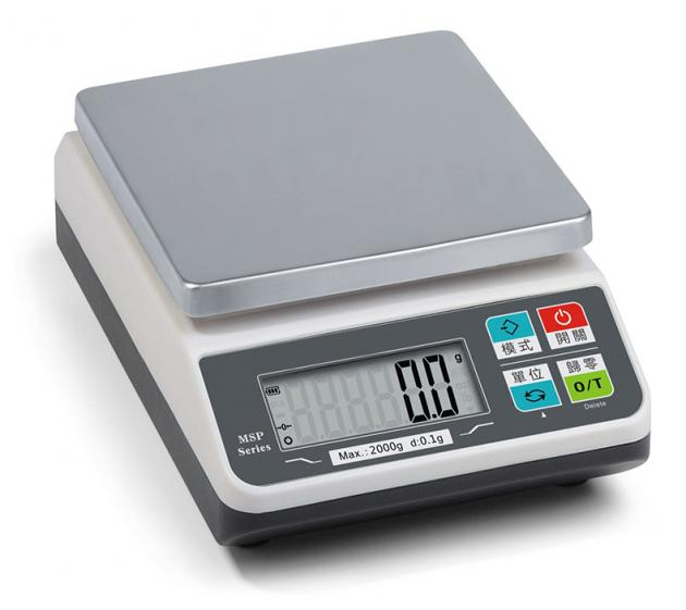 計重桌秤 MSP 1