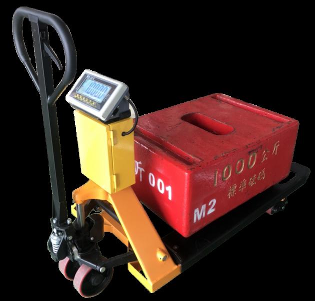 油壓叉車秤 2