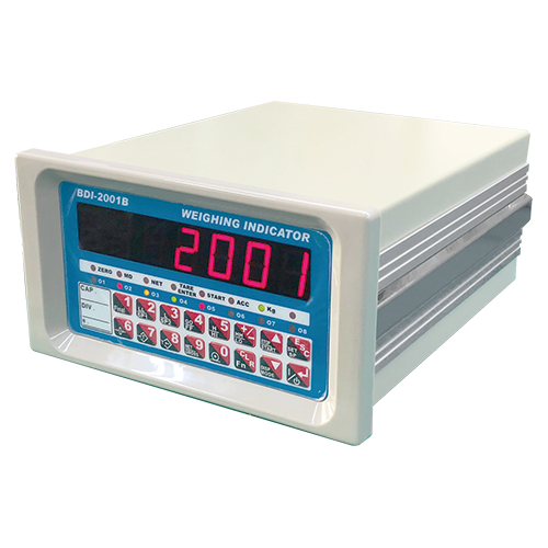 BDI 2001B<br>重量顯示控制器 1