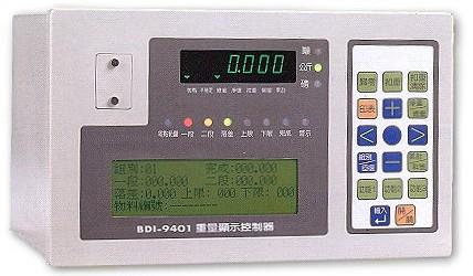 BDI-9401<br>重量顯示控制器 1