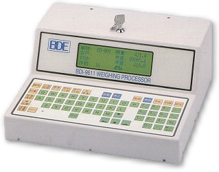 BDI-9611 Weighing Ticket Processor 1