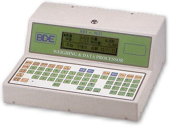 BDI-9622 Weighing Ticket Processor 1