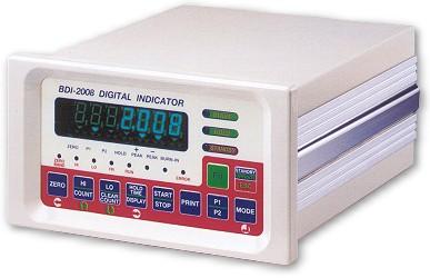 BDI 2008 Push Pull Testing Weighing Indicator & Controller 1