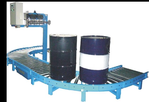 液體灌裝機 BLF 800+CV 1
