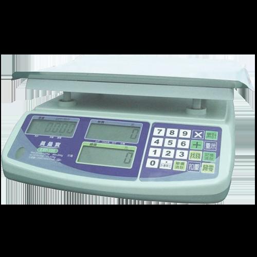 大秤量計價桌秤 ESP-105 1