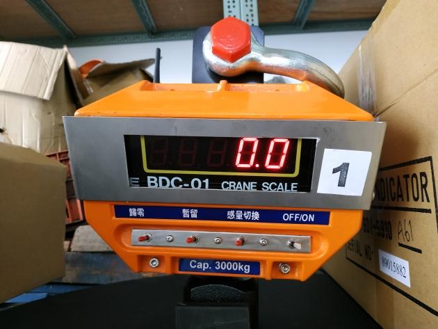 無線電子隔熱吊秤 BDC-01 2